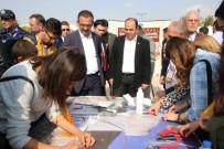 ŞANLIURFA VALİSİ - Şanlıurfa'daki Mozaik Çalıştayı Devam Ediyor