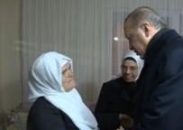 ŞEHIT - Şehit Eren Bülbül'ün Ailesini Ziyaret Etti