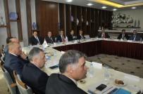 SİVİL HAVACILIK - Selçuk'ta 2017-2018 Vizyon Belirleme Paydaş Toplantısı Yapıldı