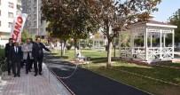 NENE HATUN - Selçuklu'da Nene Hatun Parkı Yenileniyor