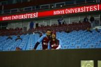 MUSA ÇAĞıRAN - Süper Lig Açıklaması Trabzonspor Açıklaması 2 - Osmanlıspor Açıklaması 2 (İlk Yarı)