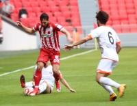 EMIN YıLDıRıM - TFF 1. Lig Açıklaması Samsunspor Açıklaması 0 - Adanaspor Açıklaması 0