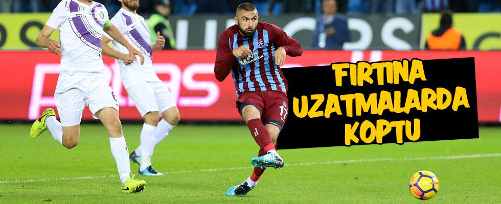 Trabzonspor 4 - 3 Osmanlıspor