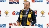 ÖZGÜRLÜK - Uyardı Açıklaması Türkiye'ye Çelme Takmak İsteyenlerin...