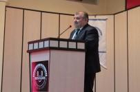 UMUTLU - Vakıflar Bölge Müdürü Kadınlara Aile Huzurunu Anlattı.