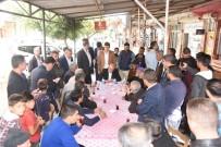 MAHMUT DEMIRTAŞ - Vali Demirtaş, Adana-Karataş Duble Yol Çalışmasını İnceledi