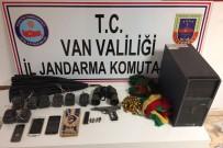SİVİL SAVUNMA - Van'da Terör Operasyonu Açıklaması 5 Gözaltı