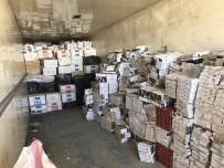 MUHALEFET - Van Polisi, 10 Ayda 5 Milyon 450 Bin Paket Kaçak Sigara Ele Geçirdi