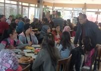 İLÇE MİLLİ EĞİTİM MÜDÜRÜ - YBO Öğrencileri Van Kahvaltısıyla Tanıştı