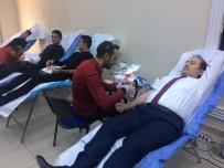 ALİ HAMZA PEHLİVAN - 14 Kez Kan Bağışında Bulunan Valiye Bronz Madalya