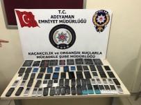 KAÇAK CEP TELEFONU - Adıyaman'da Kaçak Cep Telefonu Ve Tablet Ele Geçirildi