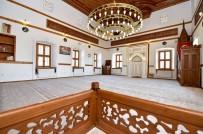 GÜLPıNAR - Altındağ Belediye Başkanı Veysel Tiryaki, Hz. Hacer Camii'ni Açtı