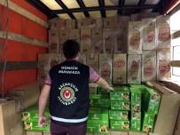 GÜMRÜK MUHAFAZA EKİPLERİ - Ardahan'da Kaçakçılık Operasyonu