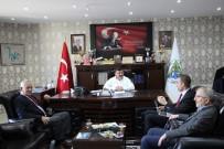 VOLEYBOL FEDERASYONU - Artvin Türkiye Kar Voleybolu Şampiyonası'na Ev Sahipliği Yapacak