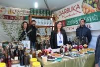 CUMHURİYET MEYDANI - Ayvalık'ta 13. Zeytin Pazarı Açıldı