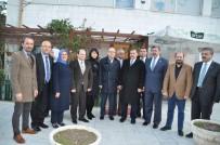 BURHANETTIN ÇOBAN - Bakan Eroğlu'ndan, Başkan Güzbey'e Ziyaret