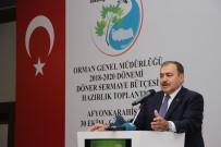 ORMAN GENEL MÜDÜRLÜĞÜ - Bakan Eroğlu'ndan Bürokratlarına Yolsuzlukla Mücadele Uyarısı Açıklaması