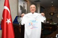 3 ARALıK - Başkan Kocamaz, Mersin Maratonunda Vatandaşlarla Birlikte Koşacak