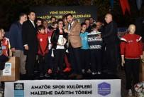 MURAT HAZINEDAR - Beşiktaş Belediyesi'nden Amatör Sporculara Tam Destek
