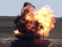 BOMBALI TUZAK - Bombalı saldırı son anda engellendi