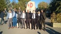 DOKTRIN - Burhaniye MHP İlçe Teşkilatı Türkeş'in Mezarını Ziyaret Etti