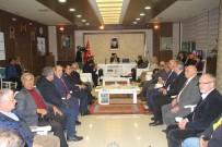 MEFTUN - Bursa Heyetinden Vali Ustaoğlu'na Ziyaret