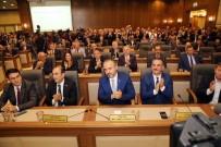 SEÇİMİN ARDINDAN - Bursa'nın Yeni Başkanı Alinur Aktaş Açıklaması
