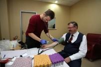 TOPLUM MERKEZİ - Büyükşehirden  Kan Bağışı Kampanyası