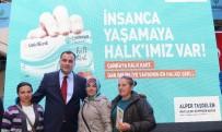 ALPER TAŞDELEN - Çankaya Belediyesi 'Çankaya Halk Kart' Dağıtımına Başladı