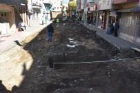KALKıM - Edremit'te Çayiçi Caddesi Yenileniyor