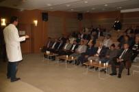 PROSTAT KANSERİ - Elazığ'da Muhtarlara Sağlık Semineri
