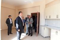 ÇOCUK PARKI - Emek Taziye Evi Gün Sayıyor