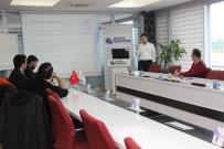 TEKNOPARK - Erciyes Teknopark, Malatya Teknokent'e TTO Rehberlik Hizmeti Vermeye Başladı
