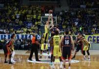 ÜLKER - Fenerbahçe'den Farklı Galibiyet
