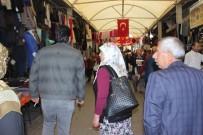 YAĞCıLAR - İnciri Satan Pazara İndi, Aydın'da Esnaf Bayram Yaptı