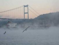 İSTANBUL BOĞAZI - İstanbul Boğazı'nda müthiş manzara