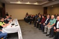 KONYAALTI BELEDİYESİ - Konyaaltı'nda 'Güvenlik' Konuşuldu