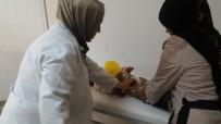 DİFTERİ - Mardin'de Aşılama Çalışması Başlatıldı