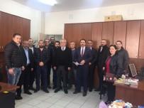 SEÇİMİN ARDINDAN - MHP Artvin İl Yönetim Mazbatası'nı Aldı