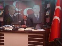 DOĞALGAZ FATURASI - MHP Erzurum İl Başkanı Naim Karataş Açıklaması