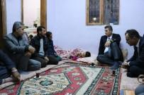 ADIYAMAN VALİLİĞİ - Müdür Kızılkaya'dan Türkmen Aileye Ziyaret