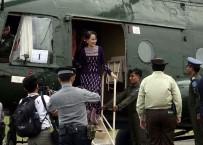 NOBEL - Myanmar Lideri Suu Kyi, Rakhine Eyaletini Ziyaret Etti