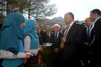 MUSTAFA ÇİFTÇİLER - Niyazi Çakmakçı İmam Hatip Ortaokulu Hizmete Açıldı