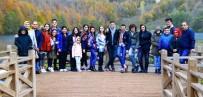 SINAV SİSTEMİ - Öğrenciler Sınav Öncesi Doğa Gezisinde Stres Attı