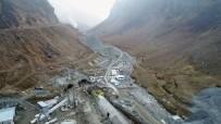 OVİT TÜNELİ - Ovit Tüneli'nde Tek Tüpten Geçişlerin Yıl Sonunda Başlaması Bekleniyor