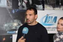 MIKE TYSON - Fırat Arslan Açıklaması 'Türk Bayrağını Bir Kez Daha Dalgalandırmak İstiyorum'