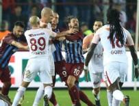 OLCAY ŞAHAN - Feghouli ve Olcay'a 3 maç ceza