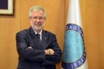 ULUDAĞ ÜNIVERSITESI REKTÖRÜ - Rektör Ulcay'dan Sağlık Durumuyla İlgili Açıklama