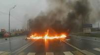 AMATÖR KAMERA - Rusya'da Korkunç Trafik Kazası