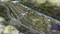 OTOBÜS TERMİNALİ - Şanlıurfa'da Yeşillendirme Çalışmaları Sürüyor